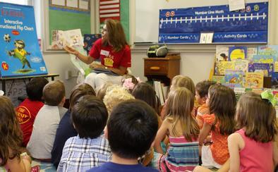 14- Kinder Reading